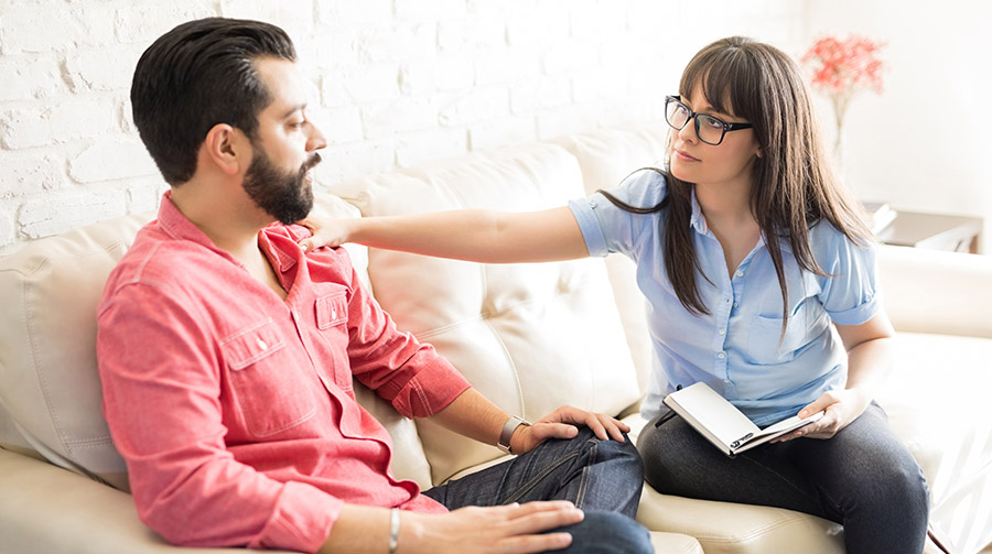 Male Counselling