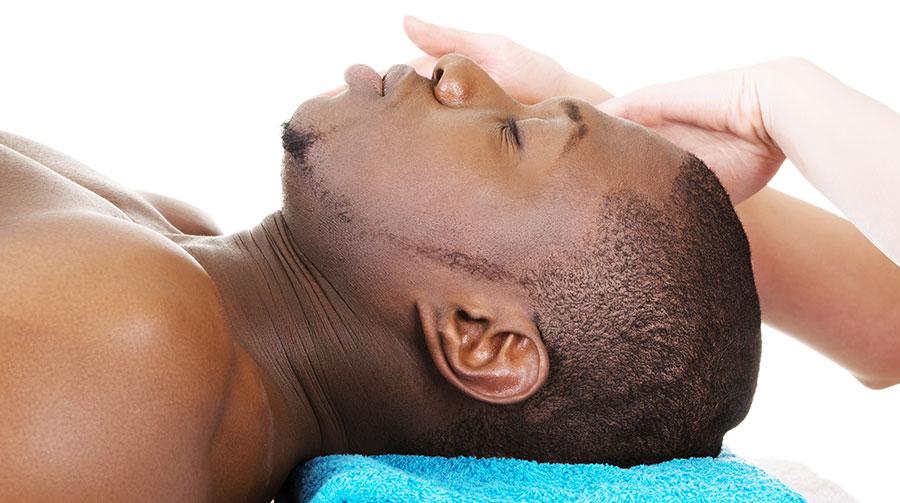 Oncology Massage for men