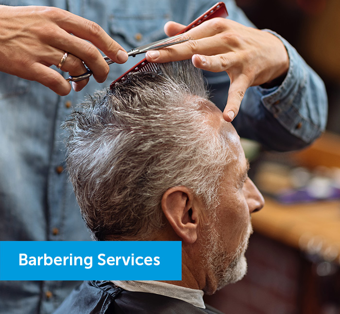 Barbering Services